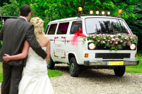 Bruiloft Justin en Mirte Brouwer - 29 juni 2012