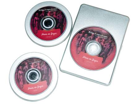 DVD Film je eigen bruiloft